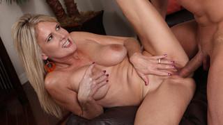 Image: Bridgett Lee & Jack Cummings in My Friends Hot Mom