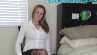 Image: Hot Roleplay With Secretary Webcam Girl 1