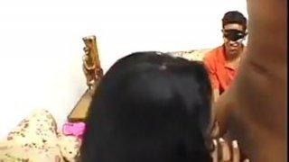 Girl Cheats While Boyfriend_Watches image