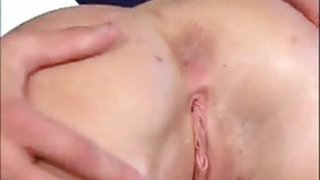 Brunette Anal Fucked By A Big Dick image