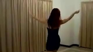 Sexy Arabic Chick Belly Dancing image