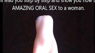 HOW TO GIVE ORAL SEX TO A WOMAN image