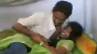 Frisky Indian Couple Doing It image