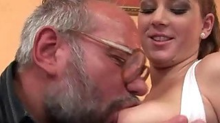 Grandpas vs Pretty Hot Teens image