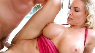 Milf is enchanting stud with her arse and wet cunt image