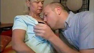 Amateur Mature Couple Fucking image