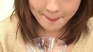 Spitting Amateur Japanese Girls image