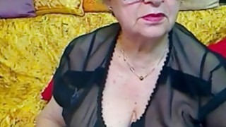 Beautiful Amateur granny Experiments with her sexy Body image