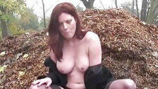 Image: Redhead_Holly_Kiss_flashing_in_public_and_outdoor