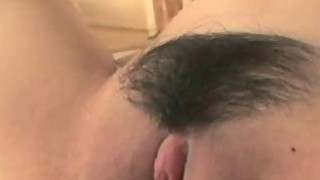 Nayu Kunii Japan Teen Riding A Small Dick image