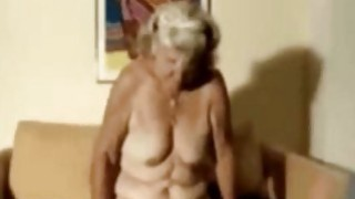 Image: Granny hard sucking dick of grandpa