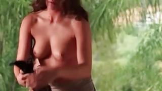 Image: Dream naked babe getting her quim licked to orgasm