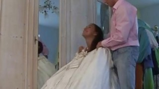 Victoria gets a facial and likes it image