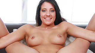 Sexy amazon takes her turn_on the casting couch image