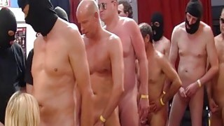 Image: extreme pierced stepmom in real gangbang