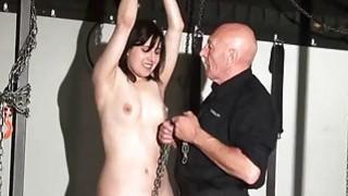 New amateur slave Honesty Cabelleros bondage image