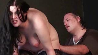 Image: Chubby amateur slaveslut Emmas whipping and harsh