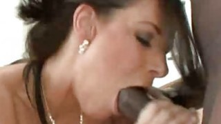 Aria Aspen and India Summer Teen And Milf On BBC image