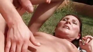 Chubby Grandmas Rough Sex Compilation image