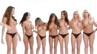 Image: Top brazzers pornstars fucked in live show