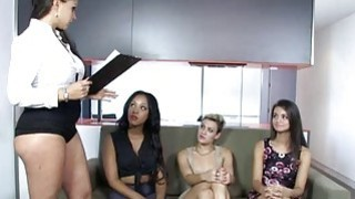 Big boobs whore teaches couples some nasty sex techniques image