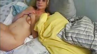 Image: Blonde Milf Enjoys Cock in her Cunt