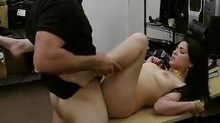 Curvy latin hottie fucked for 500 bucks image
