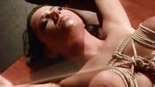 Image: Busty slavegirl gets humiliated and punished hard