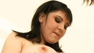 Threesome sex with wanton women and_hunk image