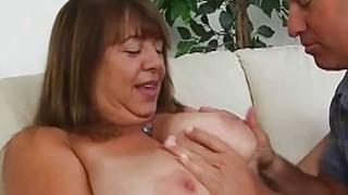 Mature Bbw Tit Fucking Open Pussy Fucking Part 1 image