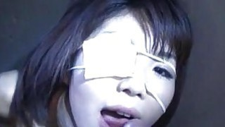 Superb?Azumi Harusaki patched with a big cock image