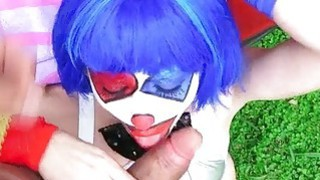 Slim clown_Mikayla Mico fucked in public image