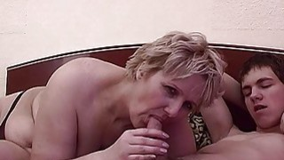 Fat Mommy Fucking Her Sons Bestfriend image