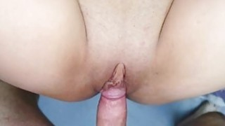 Image: Bare hotty exposes her pussy to enjoy fucking