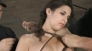 Tormented_serf_is_giving_slaver_a_lusty_blowjob image