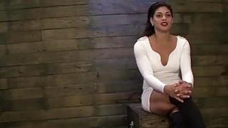 Image: More Sex Slave Training for Valentina with Rope Bondage & Deep Penetration