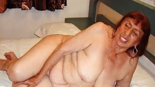 Image: Horny Mexico Grannies and her amazing naked body