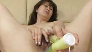 Hitomi Hirano  JAV Mature Enjoying A Young Penis image