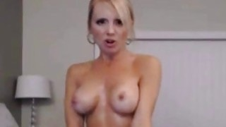 Gorgeous amateur Blonde Babe Toying Her Pussy On Cam image