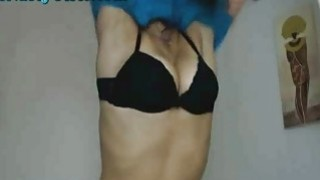 Image: Stunning Webcam Girl Dancing And Stripping