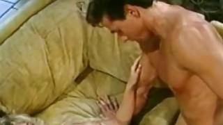 Victoria Paris and Peter North Cum Explosive Sex image