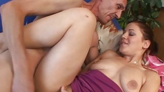 My Stepdads Big Cock Inside My Tight Wet Pussy image