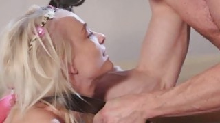 Horny chick Maddy Rose wanted to fuck huge dicks image