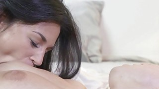 Lesbians licking twats to orgasm image