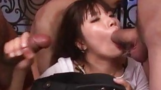 Serious porn moments along chubby Hinata Tachibana image