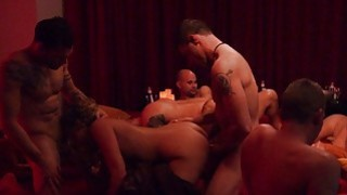 Swingers swap partner and had_hot orgy image
