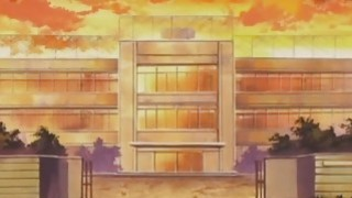 Hentai teacher gets a nasty enema image