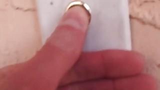 Teen slut sucks and swallows image