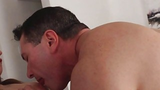 Image: Elektra got face fucked and drilled with a thick cock