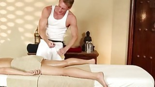 Very tricky spa of sweet masseur image